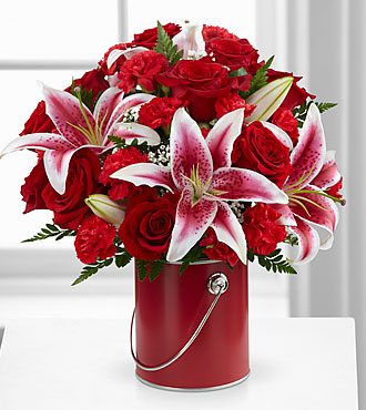 Le bouquet Color Your Day with Radiance de FTD<sup>®</sup>