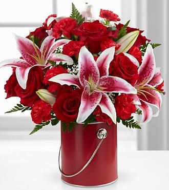 Le bouquet Color Your Day with Radiance de FTD<sup>®</sup>