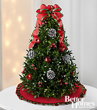 The FTD® Christmas Wonders Tree by Better Homes and Gardens®