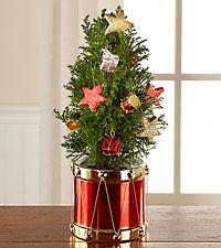 Tidings of Joy Christmas Mini Tree