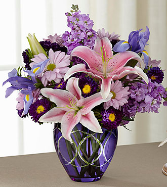 The FTD® Radiant™ Bouquet
