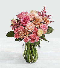 Rosy Glow Bouquet