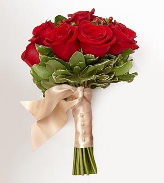 Rich Reds Petite Bouquet