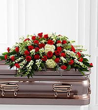 La gerbe mortuaire Sincerity™ de FTD®