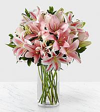 Bouquet Always & Forever™ - VASE INCLUS