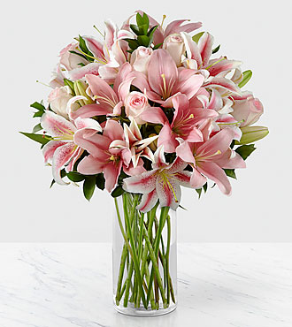 The FTD® Always & Forever™ Bouquet - VASE INCLUDED