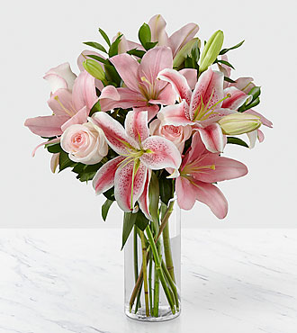 Bouquet Always & Forever™ - VASE INCLUS