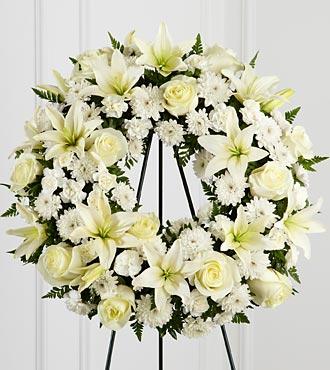 La couronne Treasured Tribute™ de FTD®
