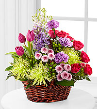 The FTD® Truly Loved™ Basket