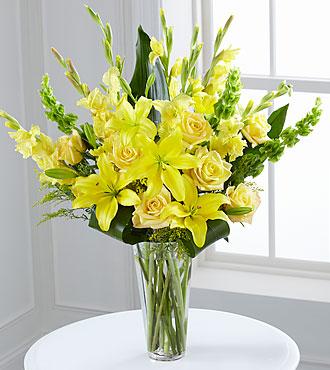 Le bouquet Glowing Ray™ de FTD