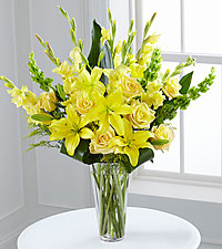 The FTD Glowing Ray™ Bouquet