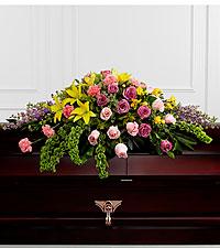 La gerbe mortuaire Forever Beloved™ de FTD®