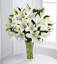 The FTD® Light in Your Honor™ Bouquet