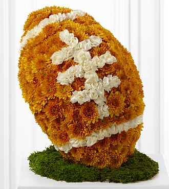 La composition Hommage football American™ de FTD®