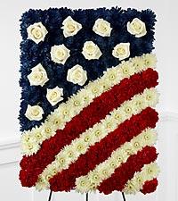 Le drapeau hommage Glory Be™ de FTD®