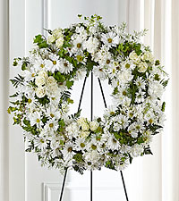 Faithful Wishes™ Wreath