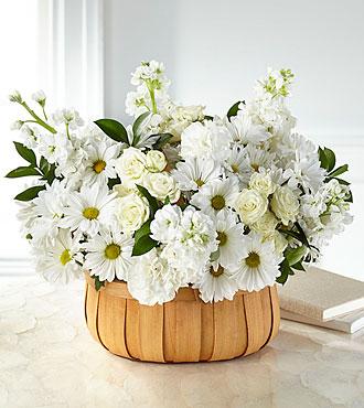 Graceful Garden Basket