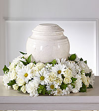 Ivory Gardens™ Cremation Adornment