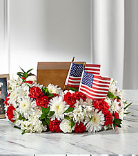 Spirit of Patriotism™ Cremation Adornment