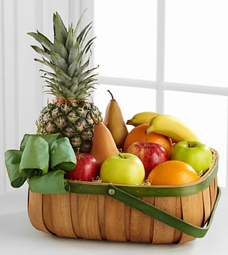 The FTD® Thoughtful Gesture™ Fruit Basket