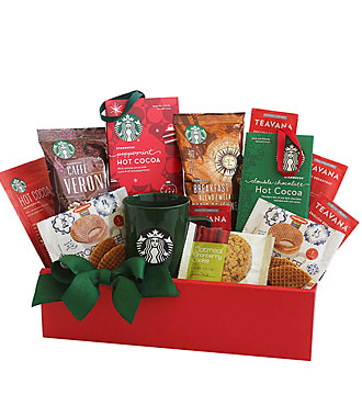 Starbucks® Happy Holidays Box
