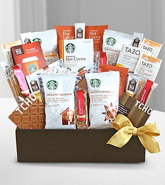 Starbucks® Grand Selections