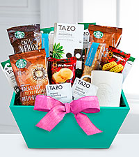 Starbucks & Tazo Gift for Mom