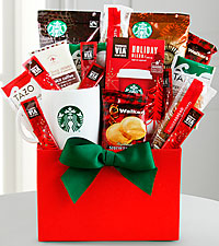 Starbucks® Special Delivery