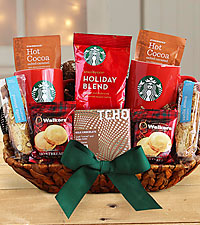 Starbucks® Holiday Wake Up