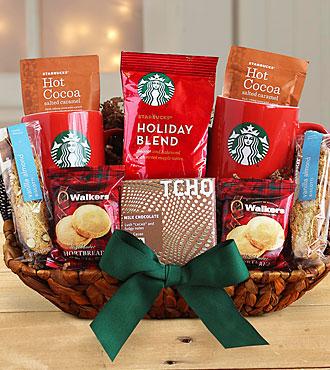 Starbucks® Holiday Wake Up