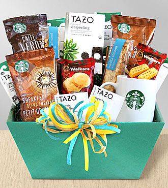 Starbucks® & Tazo Gift