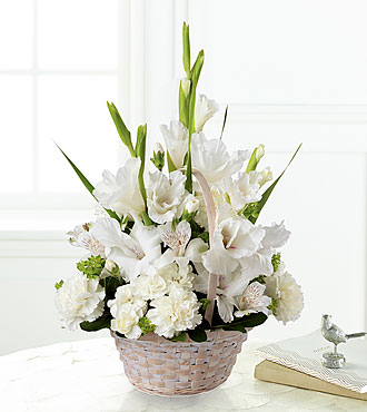 The FTD® Eternal Affection™ Arrangement- BASKET INCLUDED