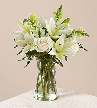 Le bouquet souvenir Eternal Friendship™ - VASE INCLUS