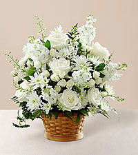 The FTD® Heartfelt Condolences™ Arrangement