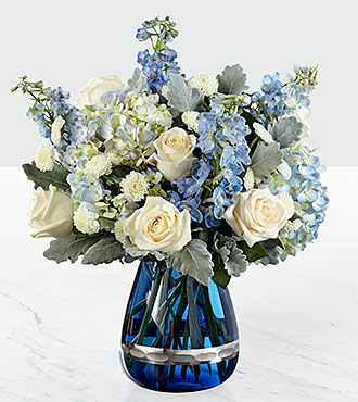 Faithful Guardian™ Bouquet - VASE INCLUDED