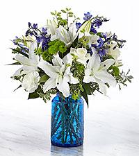 Le bouquet Healing Love™ – VASE INCLUS