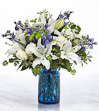 The FTD® In The Clouds Above™ Bouquet- VASE INCLUDED