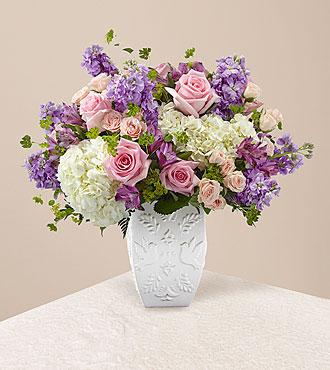 Bouquet lavandePeace and Hope