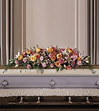 La gerbe funéraire Shared Memories™ de FTD®
