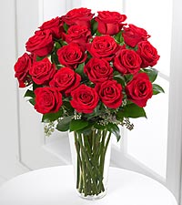 The FTD® Red Rose Bouquet