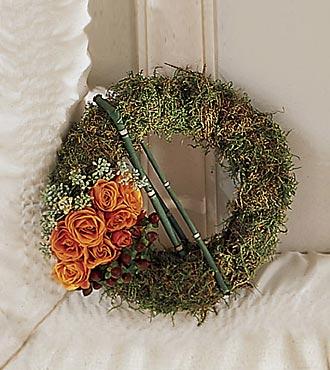 La décoration de cercueil Whispering Love™ de FTD®