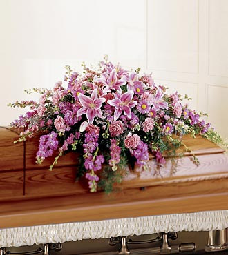 La gerbe mortuaire Peaceful Passage™ de FTD®