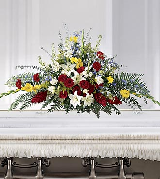 La gerbe funéraire Taken Too Soon™ de FTD®