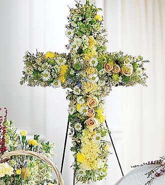 Le chevalet Angel Cross™ de FTD®