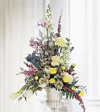 La composition Heartfelt Condolences™ de FTD®