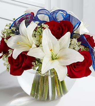 Le bouquet Independence™ de FTD®
