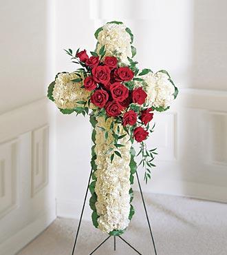Le chevalet Floral Cross™ de FTD®