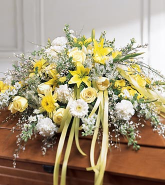 La gerbe mortuaire Rest in Peace™ de FTD®