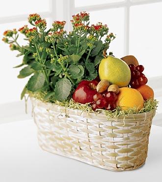 Le panier de fruits et de fleurs de FTD®