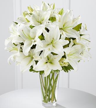 Le bouquet de lys Spirited Grace™ de FTD®